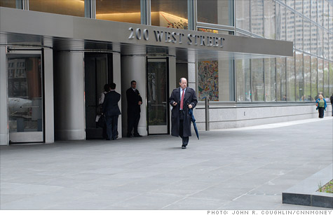 New York City could lose 10,000 financial securities jobs by the end of 2012, according to the state comptroller.