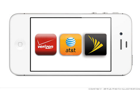 AT&T, Verizon and Sprint iPhone 4S plans: Which is cheapest?