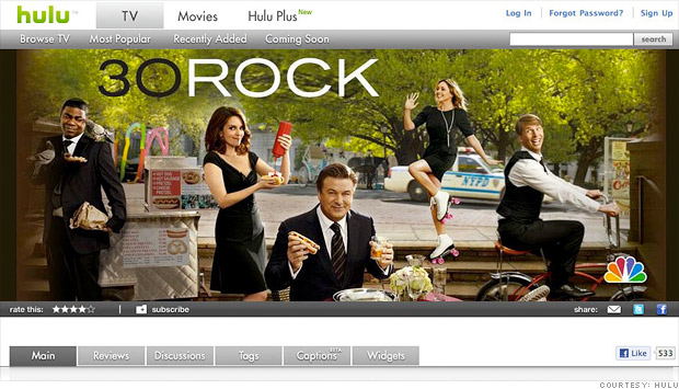 Hulu takes itself off the market