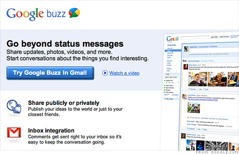 Google kills off Buzz
