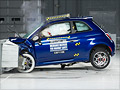 Tiny Fiat 500 earns 'Top Safety Pick' award