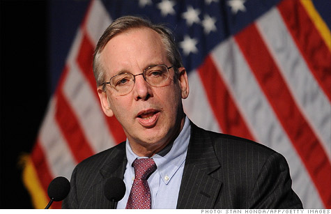 Speaking at Fordham University Monday, New York Fed President William Dudley called on lawmakers to support the troubled housing market.
