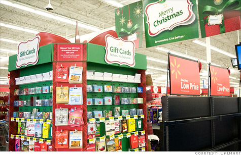 Wal-Mart introduces Christmas price guarantee program - Oct. 24, 2011
