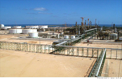 Libya could double the amount of oil it was producing before the war, but firms are waiting for an updated legal framework.