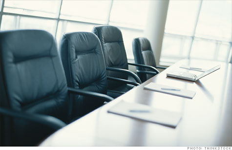 Fortune 500 boardmembers hiked their pay by six percent in 2010.