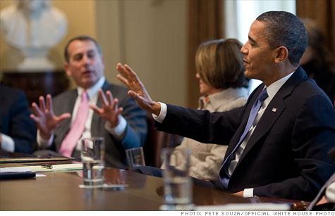 Washington spars over government regulations