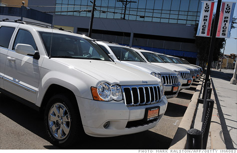 Auto sales up, but not as much as hoped