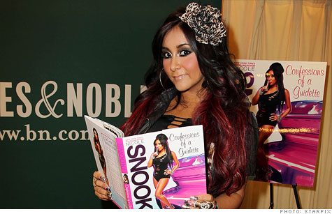 Snooki has used her turn on