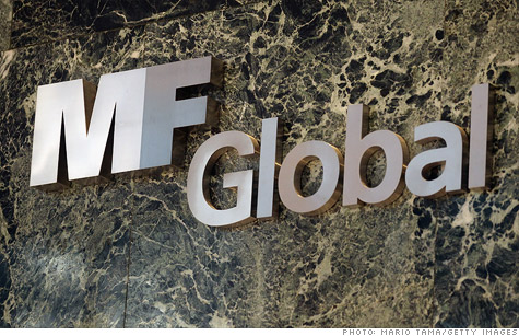 Markets operator CME Group said a week before the MF Global bankruptcy clients' funds were there, but on Monday they were gone.