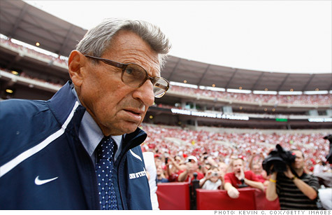 The child abuse scandal that led to the ouster of Joe Paterno as Penn State football coach will also leave a scar on one of the most profitable teams in the country.