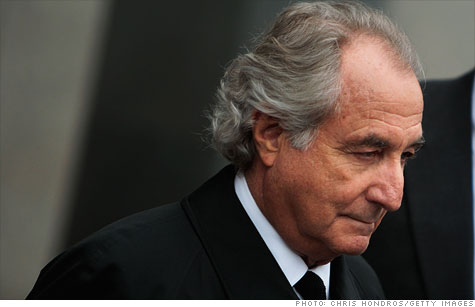 The Securities and Exchange Commission said Friday that it had disciplined eight employees for their failure to detect the infamous Madoff Ponzi scheme, a major embarrassment for the agency.