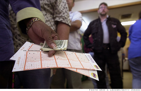 Thanks to Friday's lucky date, 11/11/11, lottery ticket sales are booming.