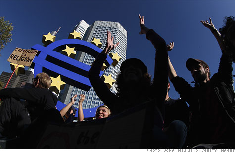 Once unthinkable, a eurozone breakup has now started to gain attention as a possible solution for Europe's deepening debt crisis.
