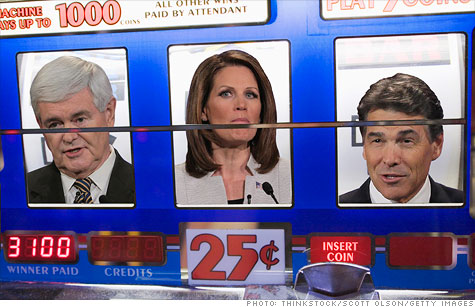 Betting on politics - and getting it right