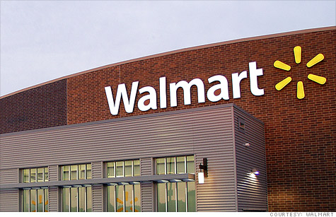 Wal-Mart same-store sales boost is bright holiday sign