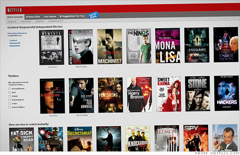 Netflix subscribers offered payout from Wal-Mart class-action lawsuit