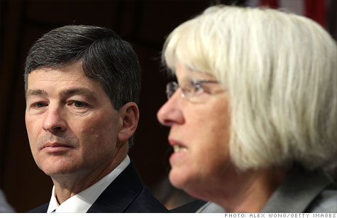 Tax revenue continues to make a deal difficult for the congressional debt committee, co-chaired by Republican Jeb Hensarling and Democrat Patty Murray.