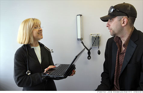 An electronic health records network is becoming a reality, as the national attitude towards health IT is shifting towards acceptance.