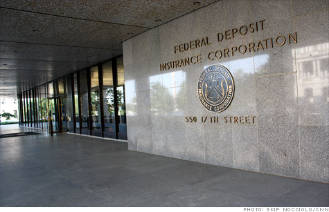 The FDIC list of problem banks continued to fall in the third quarter.