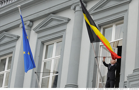 Belgium became the latest in a string of countries facing ratings downgrades as Europe's crisis spreads.