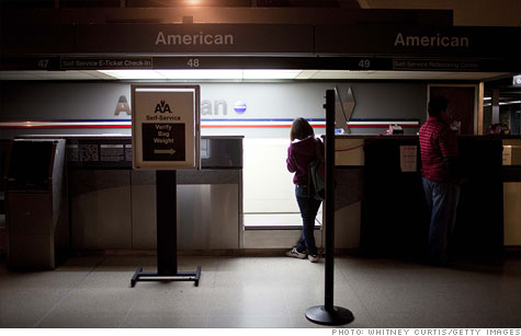 American Airlines tickets still good, despite bankruptcy