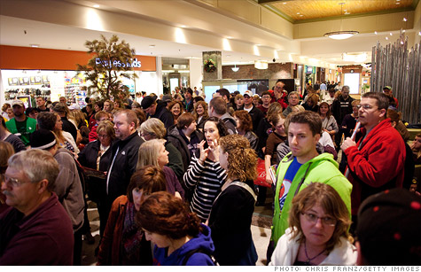 Black Friday may have notched a new holiday sales record this year, but it's too soon to say whether the sales momentum will continue throughout the holiday season.