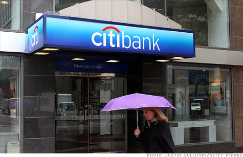 Citigroup will lay off roughly 4,500 employees over the next few months, CEO Vikram Pandit said Tuesday, as Wall Street continues to bleed jobs amid the tough economic times.