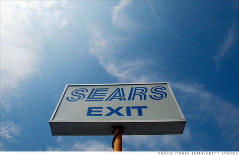 Sears and CME threaten to leave Illinois over taxes