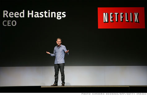 Netflix CEO: 'We got overconfident'