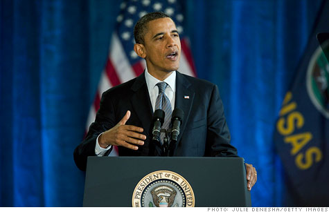 President Obama says it's the 'height of unfairness' that the very wealthy can pay a lower percentage of their income in federal taxes than many in the middle class.