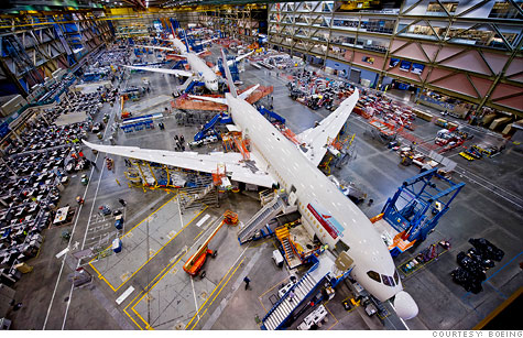 NLRB drops case against Boeing