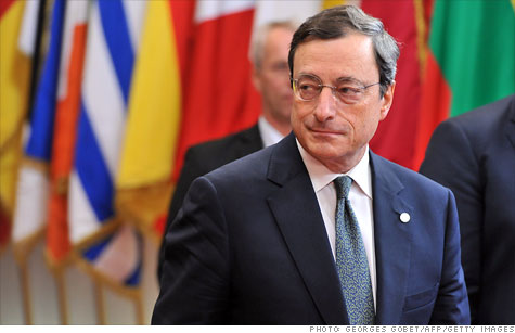 In the short run, Mario Draghi's European Central Bank remains the only institution with the means to stop future market panics.