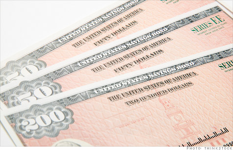 Get a paper savings bonds before they go digital.