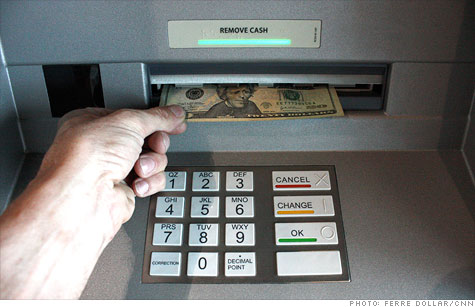 One company is launching a fee-free ATM. The catch: You'll have to watch a commercial while your transaction processes.