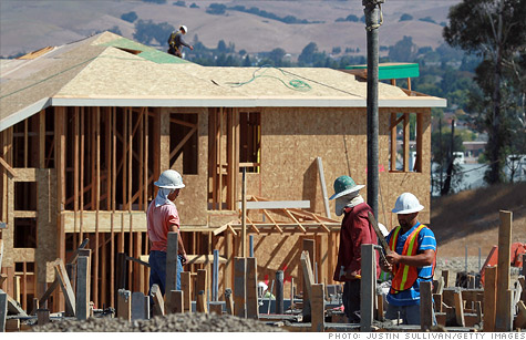 Home building rose to its strongest level since spring of 2010 in November.