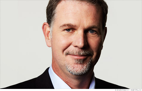 Netflix Ceo Hastings Stock Options Halved Dec 23 2011