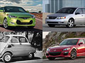 3-door coupes and other oddities