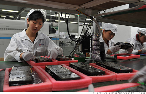 China official manufacturing sentiment shows expansion