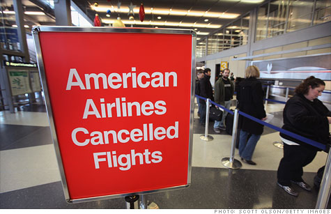 Expect more high-profile and midmarket companies to follow American Airlines into bankruptcy court in 2012.