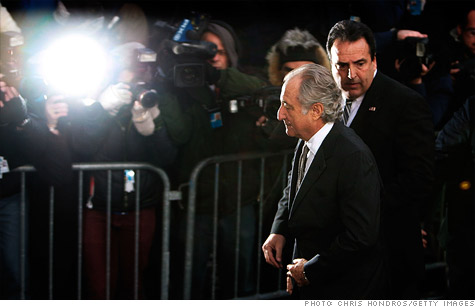 Feeder fund investors who lost their money to Ponzi schemer Bernard Madoff are still out of luck, ruled a district judge.