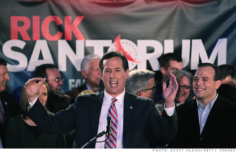 Rick Santorum's tax plan