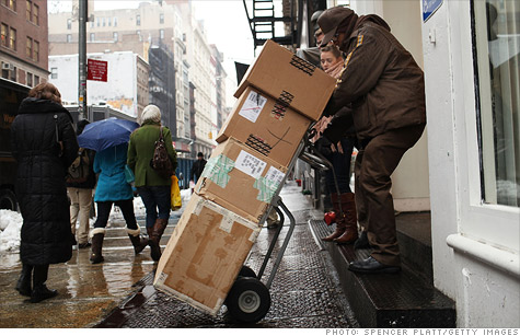 UPS And FedEx Hired Tens Of Thousands Of Extra Workers For The Holiday  Season, But  Fedex Jobs