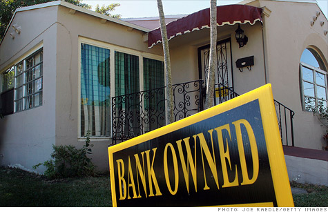 foreclosures, rentals