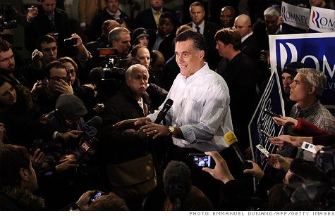 Romney's Bain blowback hits industry