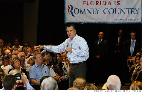 Chamber backs Romney