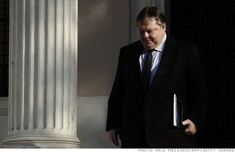 Greek Finance Minister Evangelos Venizelos will try, once again, to work out a compromise on Greek debt to save the nation from default.
