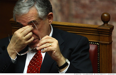 The government of Greek Prime Minister Lucas Papademos is locked in difficult negotiations with private sector creditors over a plan to reduce the nation's debt load.