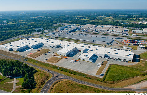 BMW's Spartanburg, S.C. plant plans to add 300 jobs in 2012. A rebound in manufacturing jobs is helping some areas of South Carolina recover.