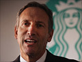 Starbucks CEO Schultz made $65 million