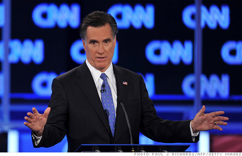 Romney's elusive net worth calculation.